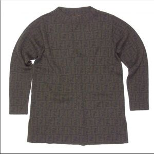Sweaters - FENDI WOOL SWEATER FOR RE PURCHASE